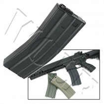 King Arms M4/M16 Hicap Magazine 450rd Black