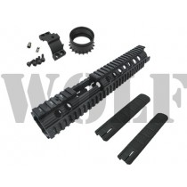 "King Arms 12"" Free Floating Rail System - CX"