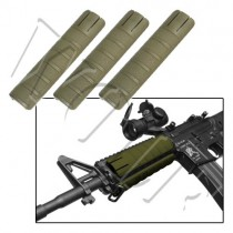 King Arms Rail Cover 156mm - OD (Set of 3)