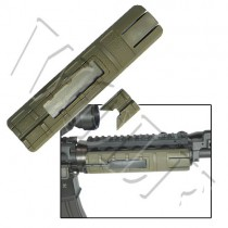 King Arms Rail Cover with Remote Switch Pocket - OD