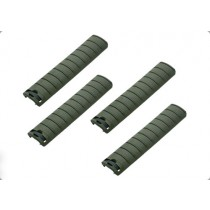 King Arms Rail Cover 156mm - OD (Set of 4)
