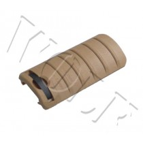 King Arms Rail Cover 5 Ribs - Tan
