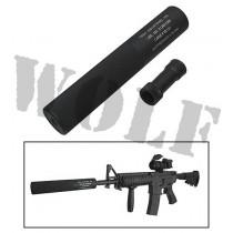 King Arms Troy M4 CQB-SPC Silencer
