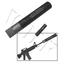 King Arms M4 DC Silencer /w Flash Hider