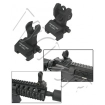 King Arms Folding Battle Sight Set