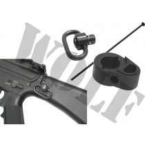 King Arms QD Stock Extension Sling Mount