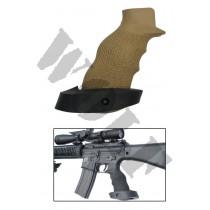 King Arms Target Grip Ver 2 - Tan