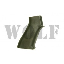 King Arms Reinforced Smooth Pistol Grip for M16/M4 OD