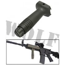 King Arms Vertical Tac Grip - Olive Drab