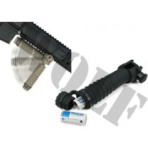 King Arms Folding Fore Grip - Black