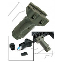 King Arms Vertical Grip Shorty - OD