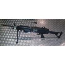 TOP M249 Japan Army Model Machine Gun AEG