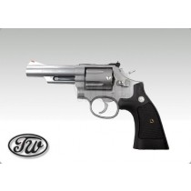 Tanaka S&W M66 4 inch Chrome Revolver