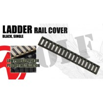ERGO 18-Slot Lowpro Ladder Rail Covers - Black