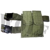 Guarder AK/P90 Thigh Magazine Pouch (OD) T05COD