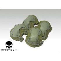 Emerson XTAKK Replica Knee & Elbow Pads (OD)