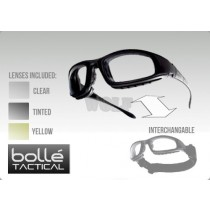 Bolle Tactical RAID Goggle / Glasses Set
