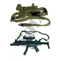 Guarder Tactical Three Point Sling - OD