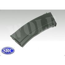 SRC AK74U Plastic Type AEG Midcap Magazine 100rd