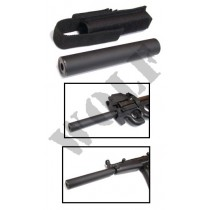 Guarder MP5 N Type Silencer Black