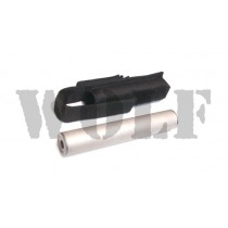 Guarder MP5-N Type Silencer (Silver)