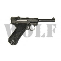 Tanaka Luger P08 4 inch Heavy Weight GBB Pistol