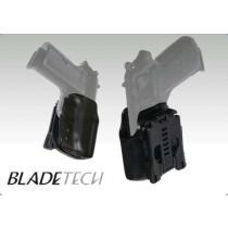 Blade-Tech Molded Belt Holster Tek-Lok Walther PPKS Black RH