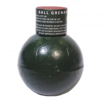 TLSFx Friction Ball Grenade - Pea
