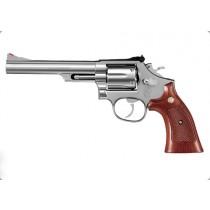 """Tokyo Marui S&W M66 6"""" Gas Revolver"""