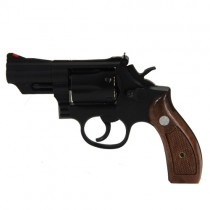 "Tanaka Smith & Wesson M19 2.5"" Gas Revolver"