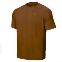 Under Armour HeatGear Tactical Tech Tee (Army Brown) - XL