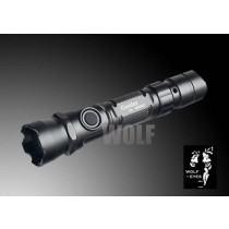 Wolf Eyes Guider WF-08 Digital Q5 HO Rechargeable Torch