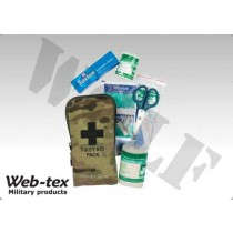 Webtex Small First Aid Kit Multicam