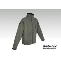 Webtex Tac Soft Shell Jacket OD - XXXL