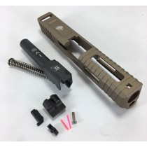 ACE 1 ARMS SAI G19 Costa Ludus Slide Set FDE - WE