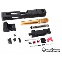 ACE 1 ARMS SAI G19 Tier 1 RMR Slide Set Black - WE