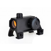 Aim-O MP5 Red Dot Scope Sight (Black)