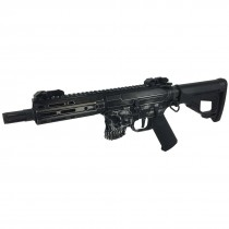 Ares x Sharp Bros. Jack Pro. M4 7 - Black Airsoft Electric Rifle