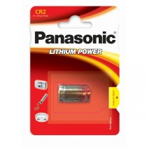 Panasonic 3V 750mAh Lithium Camera Battery CR2