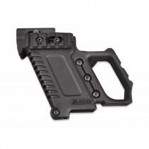 Slong G-Kriss Pistol Carbine Kit for TM/WE Glock 17/18/19 Series (Black)