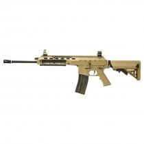 Nuprol Delta AK21 AEG Rifle (Tan)