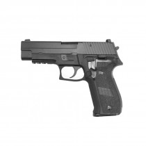 WE P229 with Rail Black GBB Pistol