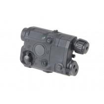 TMC AN/PEQ-15 Battery Case w/ Red Laser (Black)