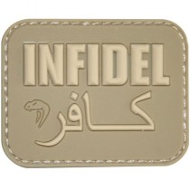 Viper Morale Patch - INFIDEL MC