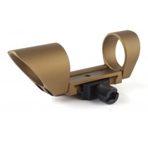 VFC Micro T1 Sunshade Mount (Tan)