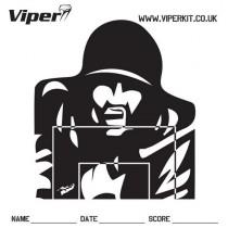 Viper Pro BB Paper Target x100
