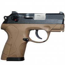 WE Bulldog EX-S GBB Pistol (Tan)