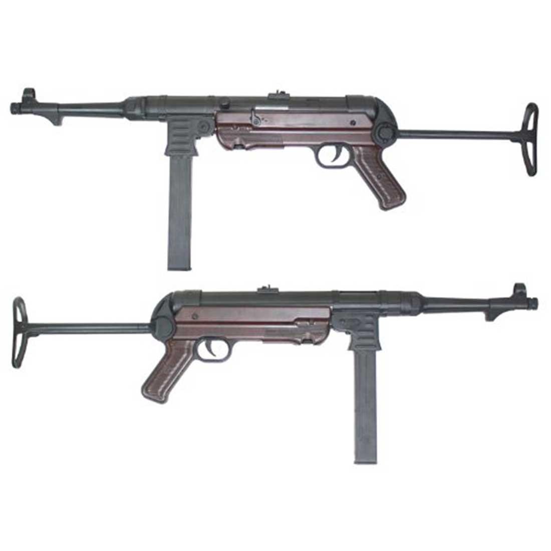 AGM MP40 AEG Bakelite Look Furniture Airsoft Submachinegun