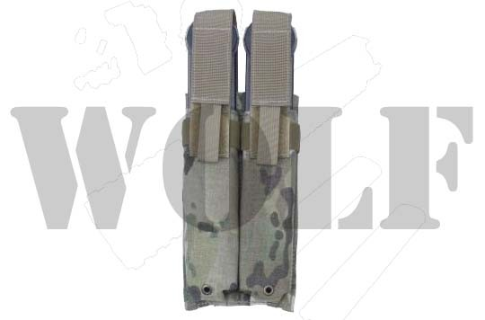 Tactical Tailor P90 Double Mag Pouch Tan 1008314