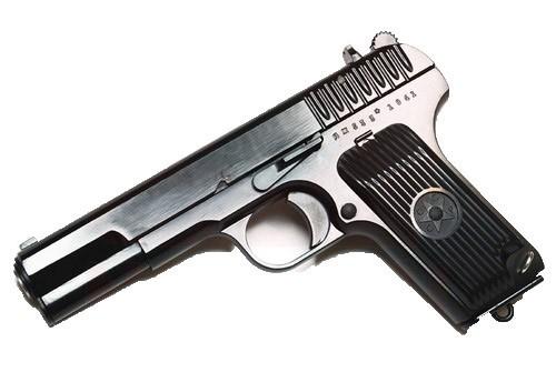 WE Tokarev TT33 Black GBB Pistol